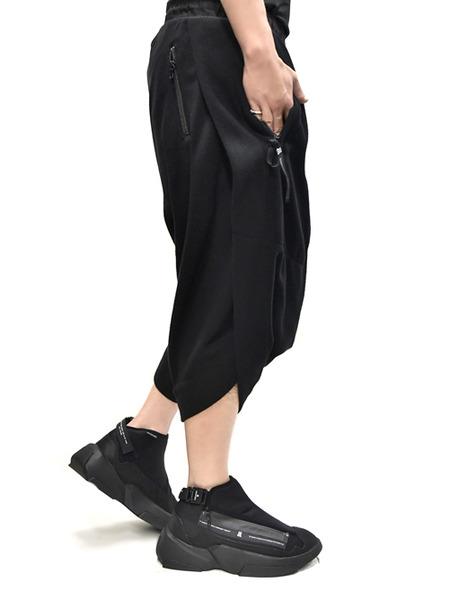 NILS fleece pants 着用 通販 GORDINI007