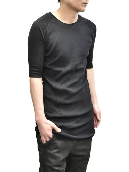 ARMYOFME rib T shirts 着用 通販 GORDINI007