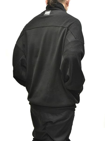 JULIUS cwl neck black 着用 通販 GORDINI004