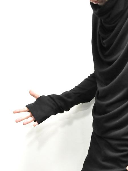 JULIUS ボリュームネック black 通販 GORDINI020
