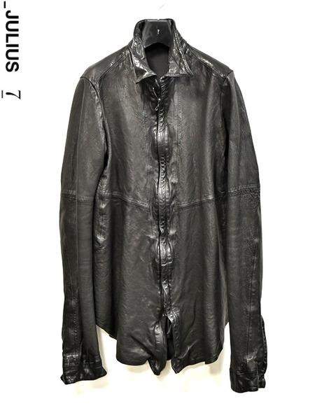 JULIUS leather shirts 通販 GORDINI001