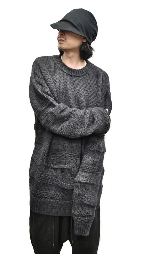 Nostra Pullover Knit 通販 GORDINI005