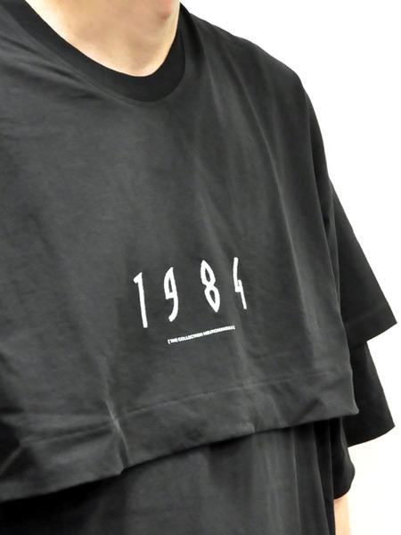 JULIUS レイヤープリントT 通販 GORDINI008