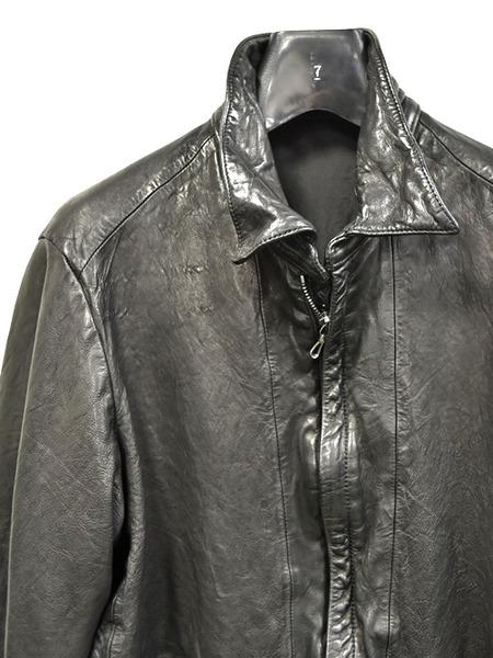 JULIUS leather shirts 通販 GORDINI002