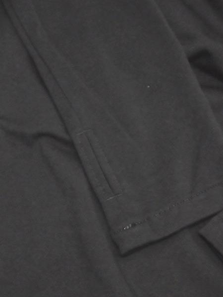 JULIUS ボリュームネック black 通販 GORDINI003