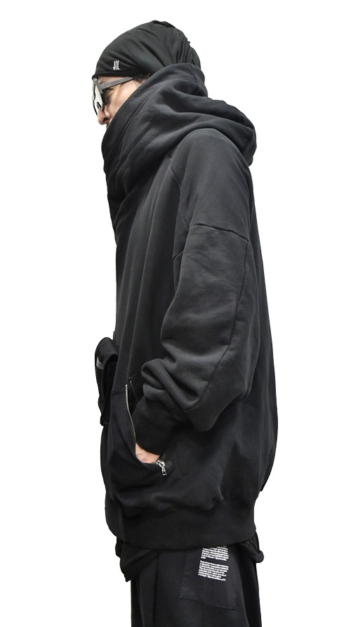 JULIUS Contrast Hoodie 通販 GORDINI003