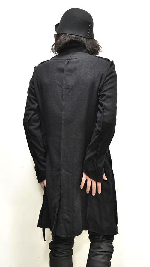 IROFUSI 裁切 Long Jacket 通販 GORDINI005