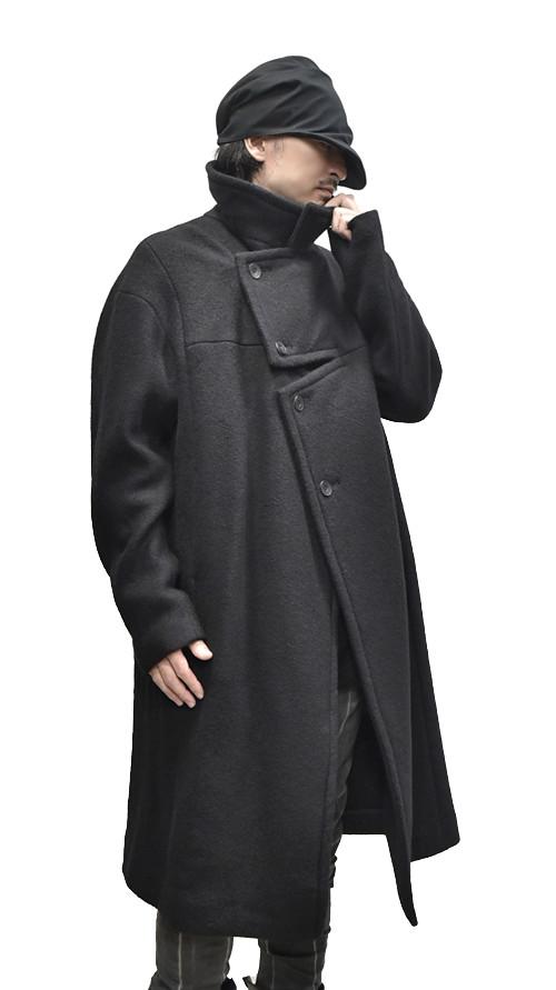 JULIUS Divided Coat 通販 GORDINI002