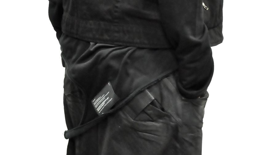 JULIUS サスペンド 黒 通販 GORDINI005