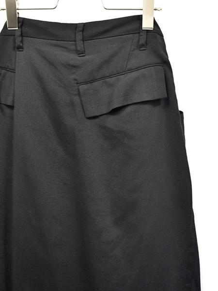 JULIUS wrap baggy trousers 通販 GORDINI006