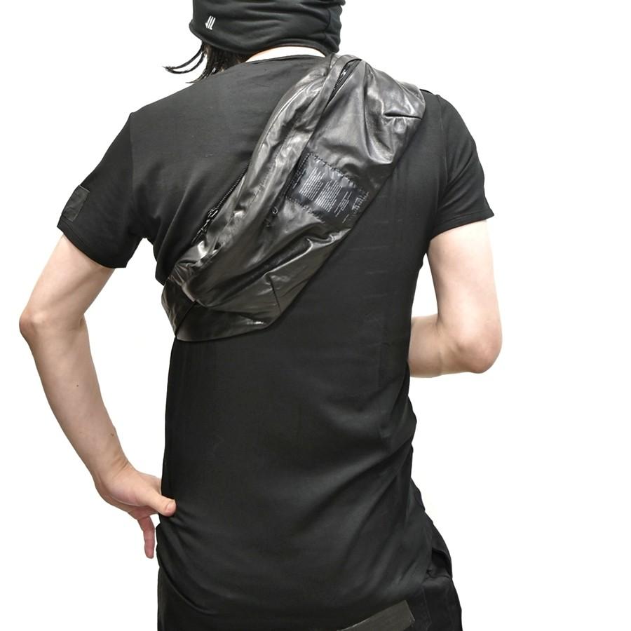 JULIUS waist bag  leather 通販 GORDINI002