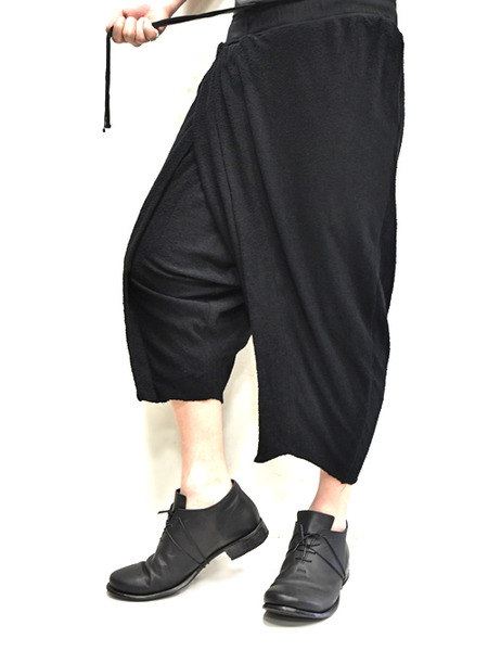 JULIUS creased PANTS 着用 通販 GORDINI007