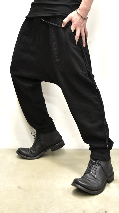 ARMY OF ME Paneled Drop Crotch 通販 GORDINI005