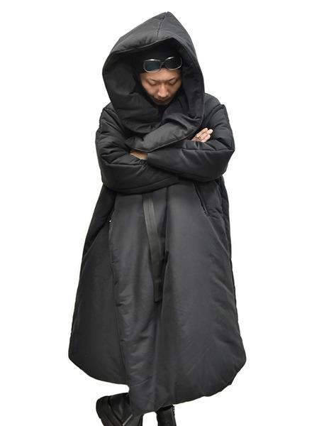 JULIUS Hooded Overcoat 通販 GORDINI008