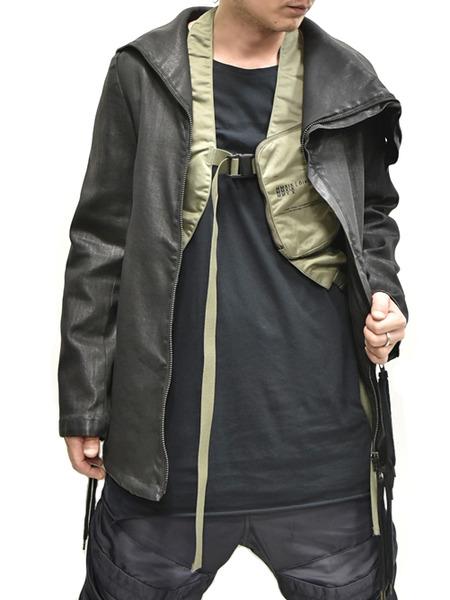 JULIUS holster vest khaki  通販 GORDINI004