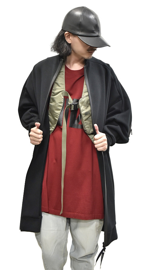 JULIUS holster vest 通販 GORDINI004