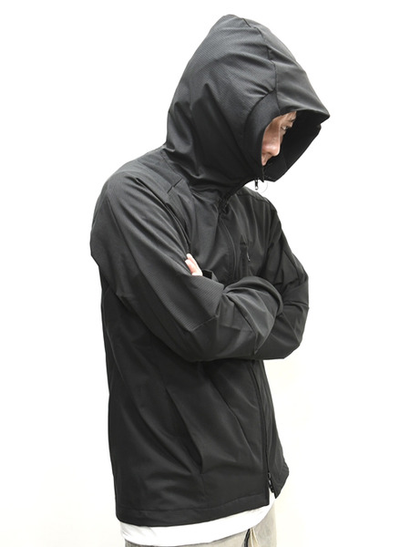 CIVILIZED ヴェロシティ フードジャケット 通販 GORDINI012