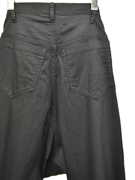 JULIUS crotch baggy 通販 GORDINI009