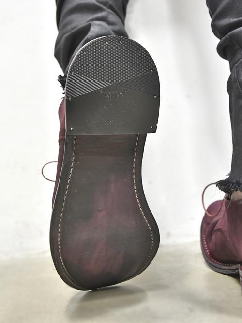 Portaille Derby Shoes 通販 GORDINI008