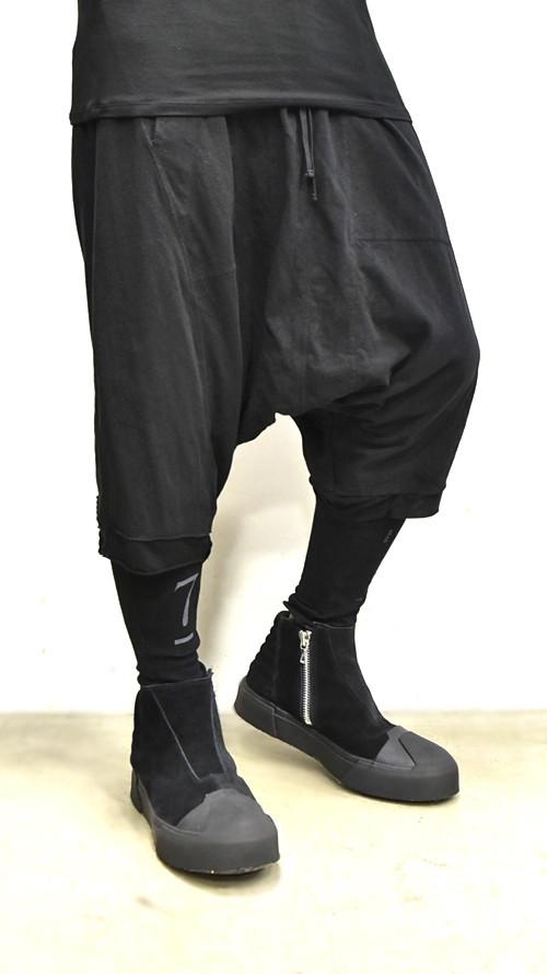 NIL JULIUS leggings blog 通販 GORDINI012