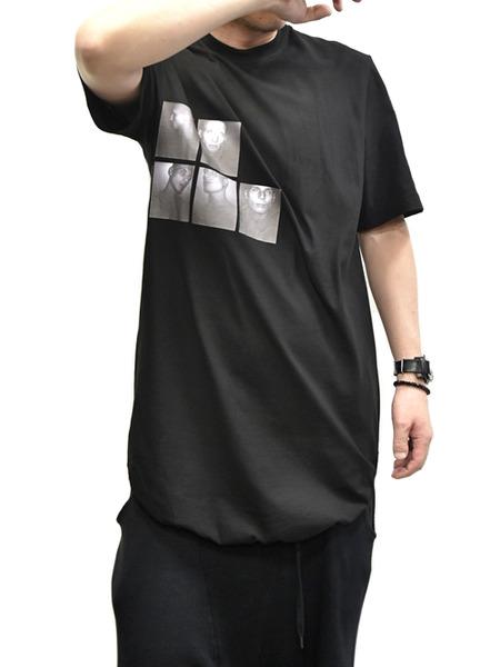 JULIUS Round T-Shirt 通販 GORDINI009