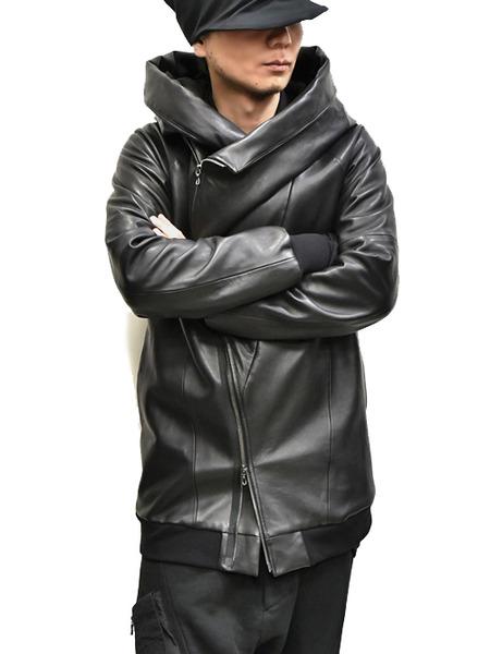 JULIUS leather PARKA 通販 GORDINI008