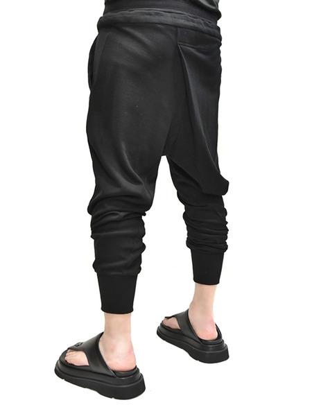 JULIUS tucked pants 通販 GORDINI005