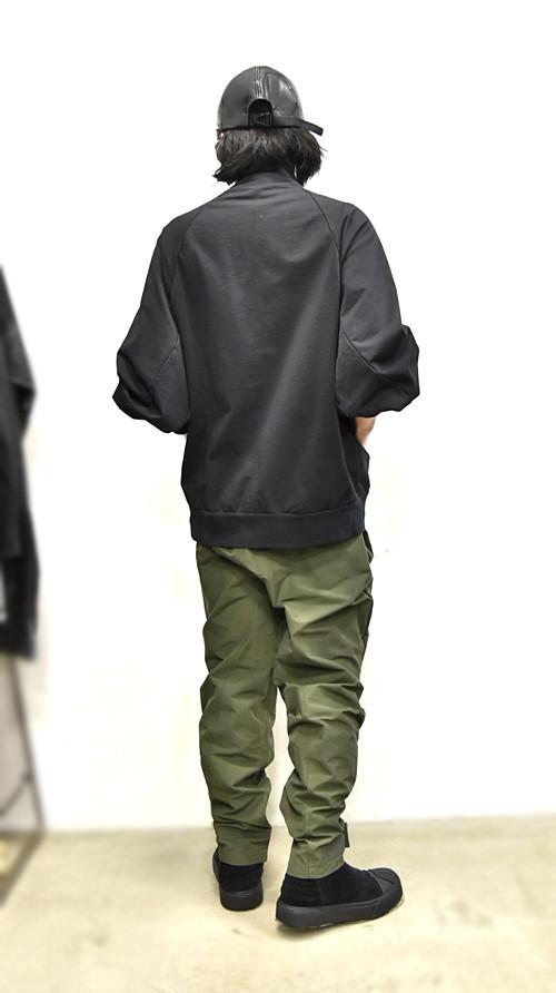 JULIUS Sleeve Baggy Pants 通販 GORDINI010