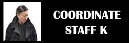 coordinate staff k