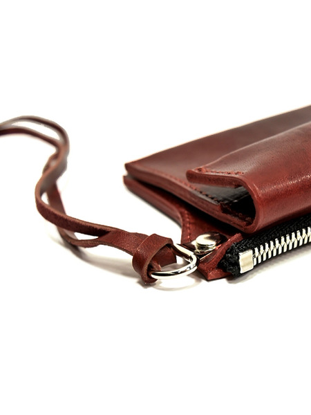 Portaille red purse2 通販 GORDINI007
