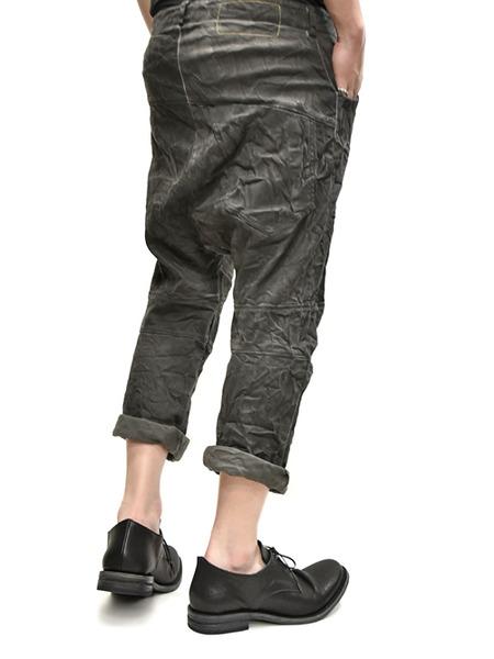 Nostrasantissima drop crotch pants通販 GORDINI010