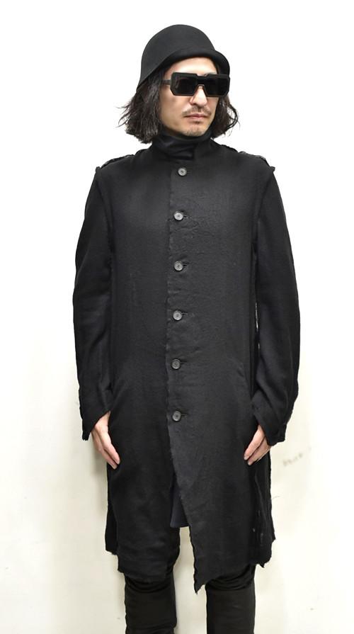 IROFUSI 裁切 Long Jacket 通販 GORDINI001
