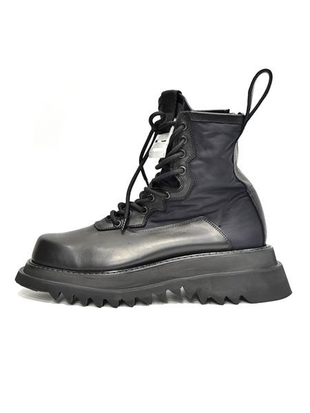 JULIUS military boots  通販 GORDINI009