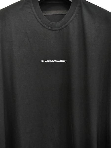 NILøS Back Print T-Shirt 通販 GORDINI008