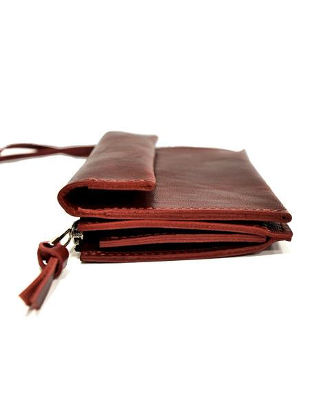 Portaille red purse2 通販 GORDINI003