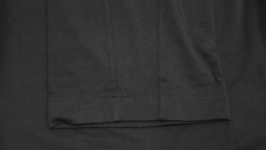 JULIUS ボリュームネック black 通販 GORDINI025