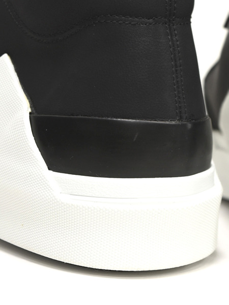 JULIUS スニーカー 黒白 通販 GORDINI006