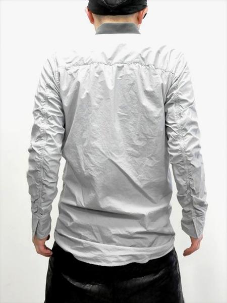 ripvanwinkle ボンディングロングシャツ 通販 GORDINI006