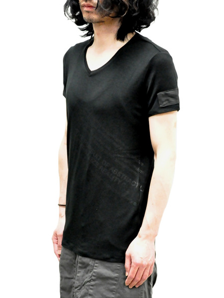 JULIUS ユリウス 別注 プリント Tシャツ カットソー 通販 GORDINI002