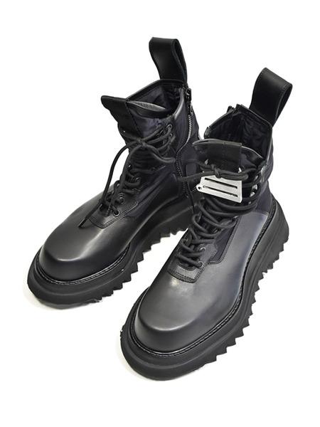 JULIUS military boots  通販 GORDINI001