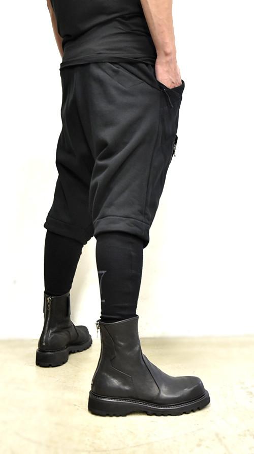 NIL JULIUS leggings blog 通販 GORDINI026