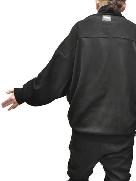 JULIUS cwl neck black 着用 通販 GORDINI007