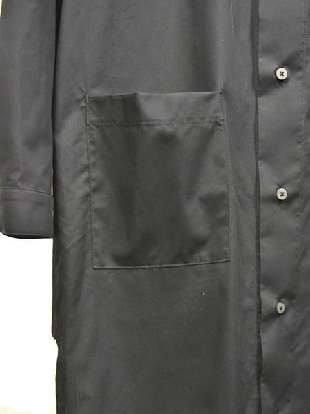 Nostrasantissima long shirts blk 通販 GORDINI003