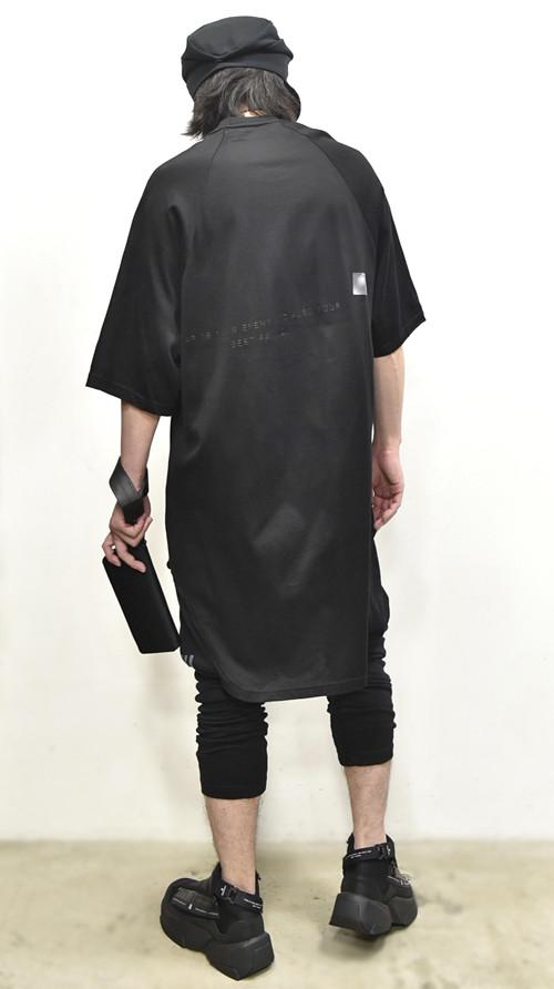 NILS Kamon Round T BLACK 通販 GORDINI010