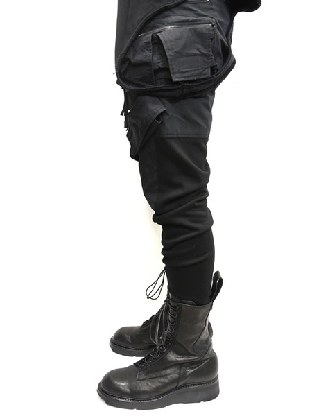JULIUS boots 通販 GORDINI014