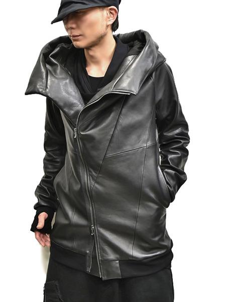 JULIUS leather PARKA 通販 GORDINI009