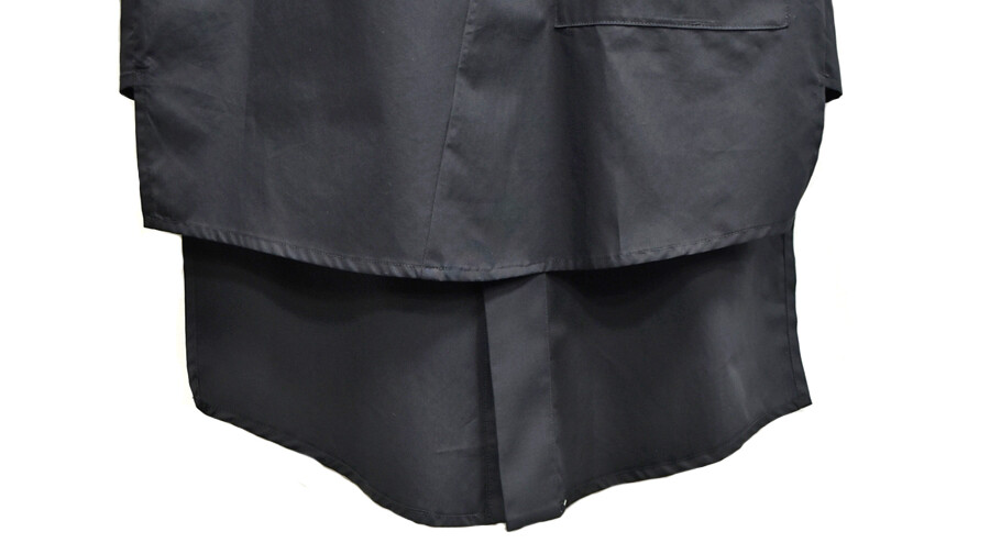 Nostrasantissima long shirts blk 900 通販 GORDINI001