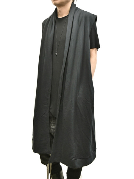 fati long vest 通販 GORDINI009