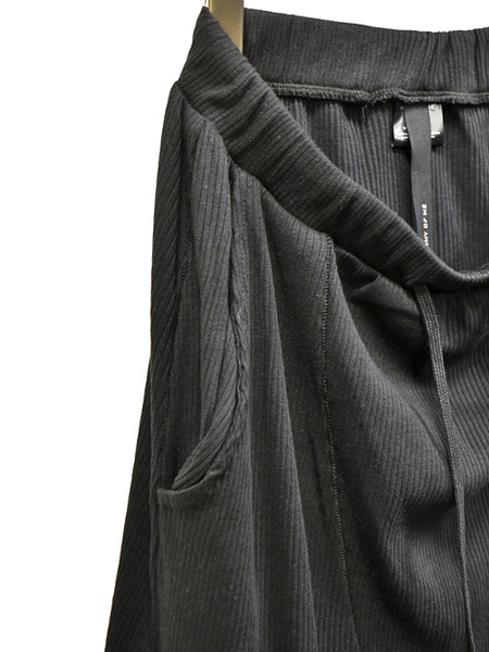ARMYOFME rib shorts 通販 GORDINI002