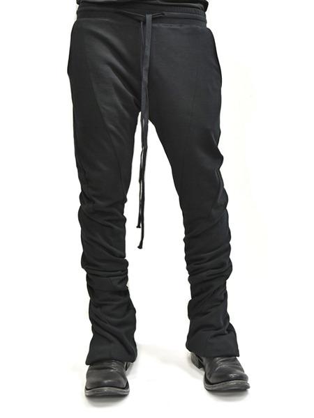 JULIUS bending easy pants 通販 GORDINI008